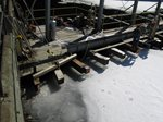 Collapsed Rack Structure Repair in Ice